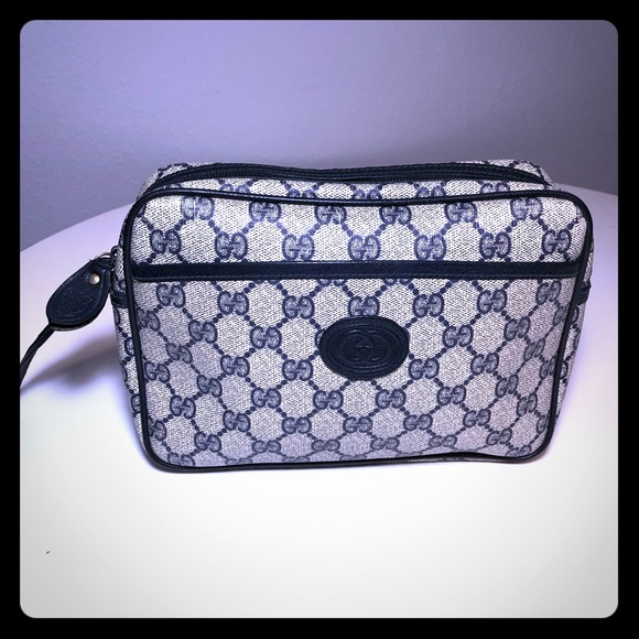 e47cd382bb94 Gucci Bags | Vintage 1970s Cosmetic Purse Bag Designer | Poshmark